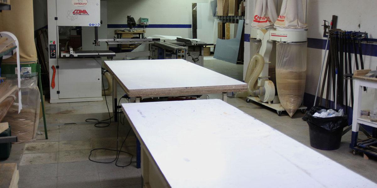 Carpintería Servicios Nautic Center